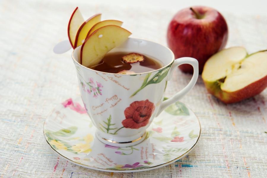 Apple Haw Tea
