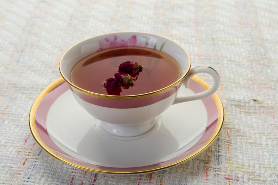 蜜糖玫瑰茶