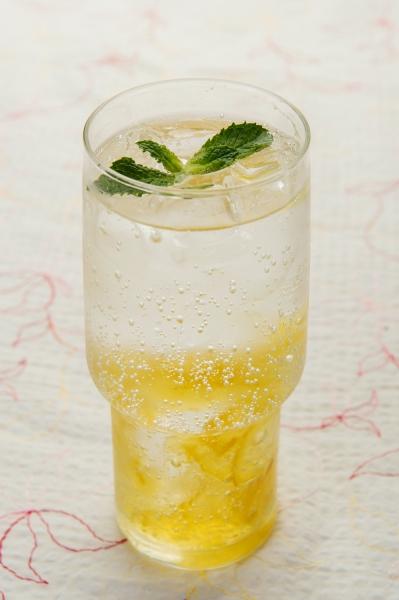 Citron Honey Cooler