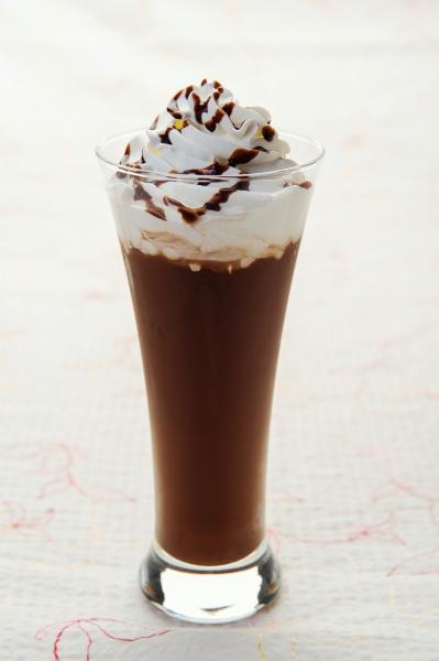 凍朱古力咖啡