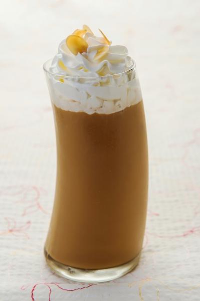 凍椰子咖啡