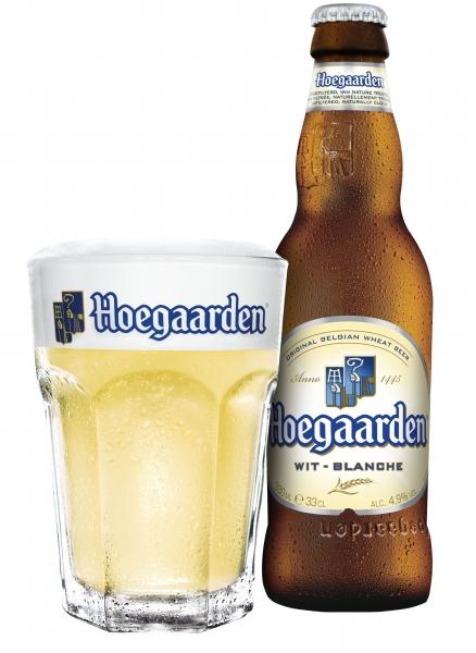 Hoegaaden 生啤