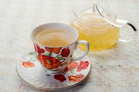 蜜糖生薑茶