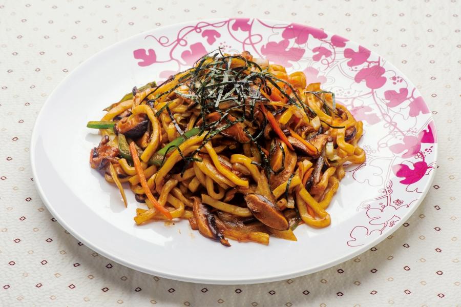 日式炒拉麵/烏冬