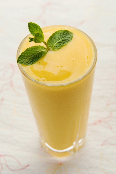 芒果乳酪奶昔