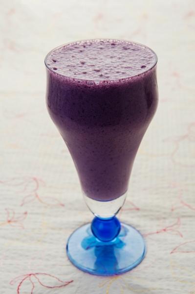 藍莓乳酪奶昔