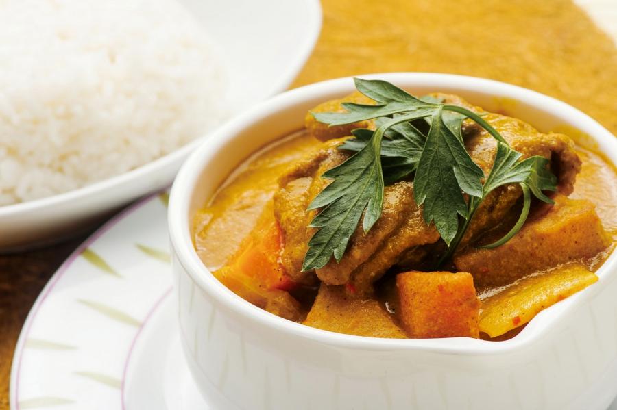 咖喱雞/牛肉飯