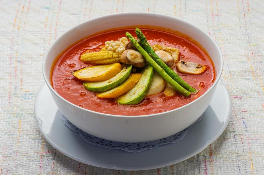 野菜湯意粉